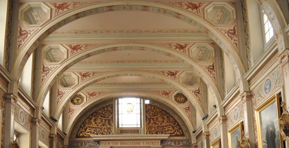 Chapel Ceiling_feature