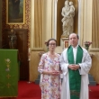Mass celebrated by Pere Charles-Antoine Fogielman in the Irish College on 9th July 2017